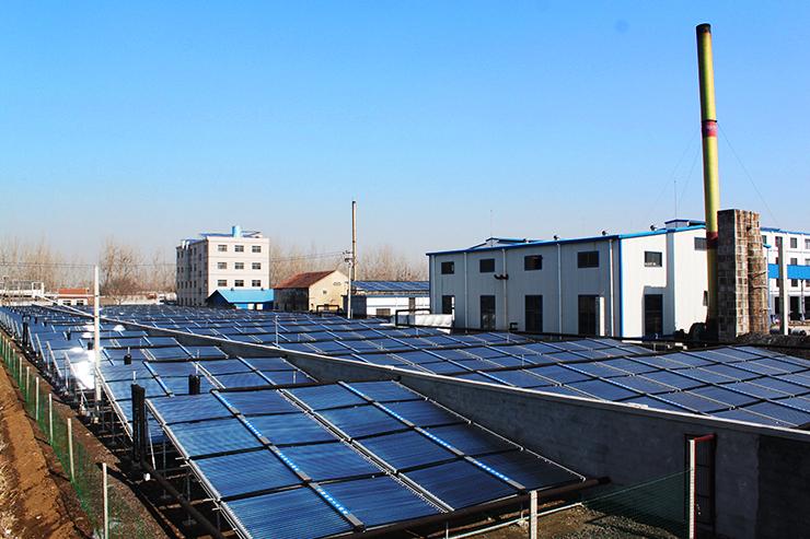 新能源集热设施