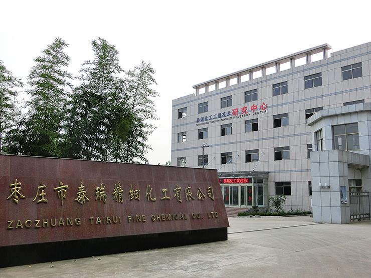 泰瑞化工公司大门